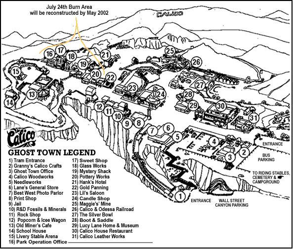 06/09 – Camp Calico | TROOP 394 | CERRITOS, CA